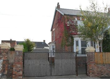 Thumbnail 3 bed detached house for sale in Grove Road, Middlesbrough, North Yorkshire