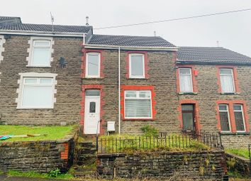 3 bed terraced house for sale in Church Street, Caerau, Maesteg, Bridgend. CF34