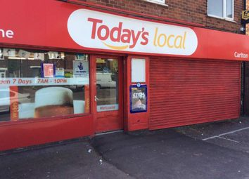 Thumbnail Retail premises for sale in Westdale Lane, Carlton, Nottingham