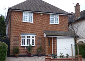 Thumbnail 4 bed detached house for sale in Risebridge Road, Gidea Park, Romford, Essex