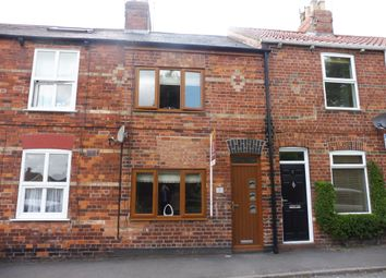 Thumbnail 2 bed terraced house for sale in Sloe Lane, Beverley