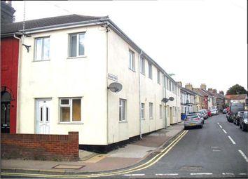 Thumbnail 1 bed flat to rent in Burton Street, Lowestoft