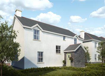 Thumbnail 4 bed detached house for sale in Burton (Plot 15), Garden Meadows Park, Tenby, Pembrokeshire