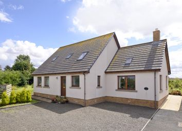 Thumbnail 3 bed detached house for sale in Cinnamon House, Whitsome, Duns