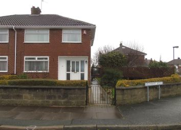 Thumbnail 3 bed semi-detached house for sale in Shrewsbury Avenue, Old Roan, Liverpool