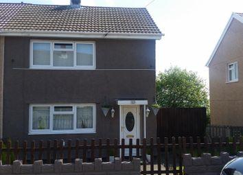 Thumbnail 3 bedroom semi-detached house for sale in Lon Hafren, Morriston, Swansea