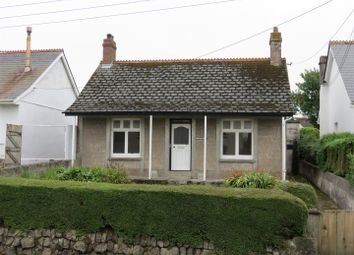Thumbnail 2 bed detached bungalow for sale in St. Francis Road, Indian Queens, St. Columb