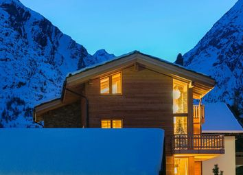 Thumbnail 4 bed apartment for sale in Centre Of Saas Fee, Valais, Switzerland