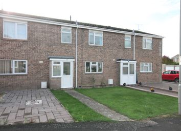 Thumbnail 3 bed terraced house for sale in Caesar Green, Dorchester