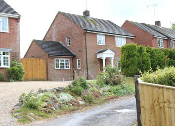 Thumbnail 4 bed detached house to rent in Marsh Lane, Hungerford, 0Qn.