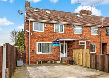 Thumbnail 3 bed end terrace house for sale in Carrick Gardens, Holgate, York