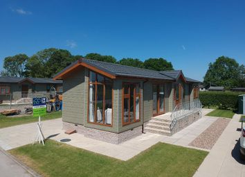 Thumbnail 2 bed mobile/park home for sale in Acresfield Park, Garstang, Lancashire