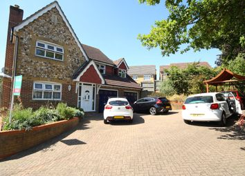 Thumbnail 4 bed detached house to rent in Strathcona Gardens, Knaphill, Woking