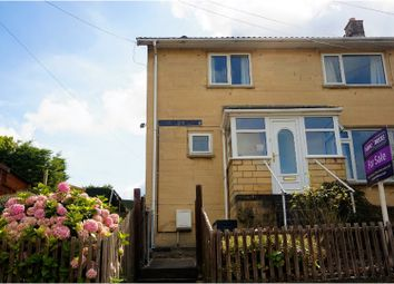 Thumbnail 3 bed end terrace house for sale in Garrick Road, Bath