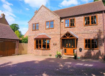 Thumbnail 4 bed detached house for sale in York Road, Selby
