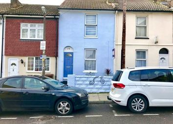 Thumbnail 2 bed terraced house for sale in Saunders Street, Gillingham, Kent, .