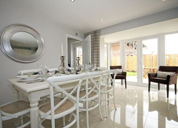 """Thumbnail 4 bedroom detached house for sale in """"Guisborough"""" at Coppice Green Lane, Shifnal"""