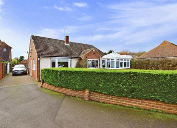 Thumbnail 4 bed detached bungalow for sale in Blean Common, Blean, Canterbury, Kent