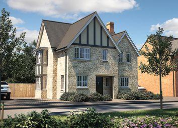 "Thumbnail 4 bed detached house for sale in ""The Malham"" at Brampton Lane, Chapel Brampton, Northampton"