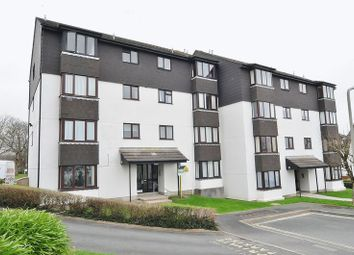 Thumbnail 2 bed flat for sale in Vaughan Close, Plymouth