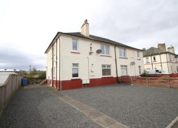 Thumbnail 2 bedroom flat for sale in Hayfield, Falkirk, Stirlingshire