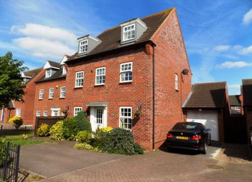 Thumbnail 5 bed property to rent in Common Lane, Fradley, Staffordshire
