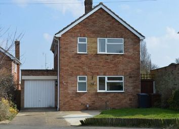 Thumbnail 3 bed detached house to rent in Landcross Drive, Abington Vale, Northampton