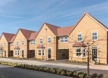 "Thumbnail 3 bedroom terraced house for sale in ""Chesham Plus"" at Pedersen Way, Northstowe, Cambridge"