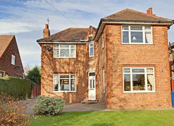Thumbnail 4 bed detached house for sale in Castle Road, Cottingham