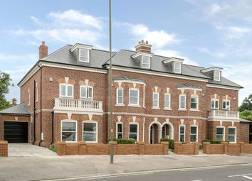 Thumbnail 4 bedroom terraced house for sale in Walsingham Terrace, Portsmouth Road, Thames Ditton, Surrey