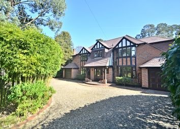 Thumbnail 5 bedroom detached house for sale in Orpington Road, Chislehurst