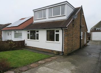 Thumbnail 3 bed semi-detached house for sale in Redhill Avenue, Tingley, Wakefield