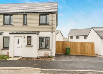 Thumbnail 2 bed semi-detached house for sale in Windsbatch Lane, Plymouth