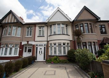Thumbnail 3 bedroom terraced house for sale in Bournemouth Park Road, Southend-On-Sea