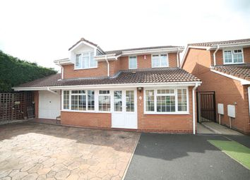 Thumbnail 4 bed detached house for sale in Osterley Grove, Muxton, Telford