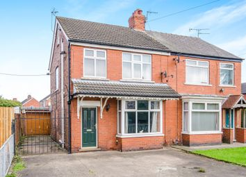 Thumbnail 3 bed semi-detached house for sale in Lydbrook Road, Scunthorpe