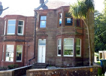 Thumbnail 2 bed flat for sale in 4, Montford Terrace, Montford, Isle Of Bute