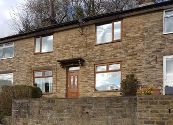 Thumbnail 3 bed terraced house for sale in Old Lees Road, Hebden Bridge, Yorkshire