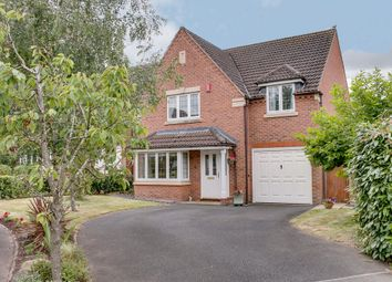 Thumbnail 4 bed detached house for sale in Pear Tree Way, Wychbold, Bromsgrove