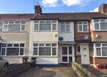 Thumbnail 3 bed terraced house for sale in Clunbury Avenue, Southall