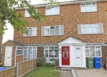 Thumbnail 4 bed town house for sale in Periwinkle Close, Sittingbourne