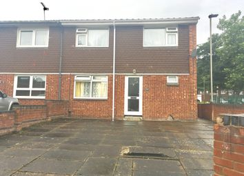 Thumbnail 3 bedroom semi-detached house to rent in Rowlatts Hill Road, Leicester
