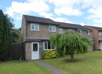 Thumbnail 3 bed property to rent in Dryden Avenue, Bicester