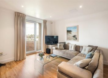 Thumbnail 2 bed flat for sale in Thornbury Court, 36-38 Chepstow Villas, London