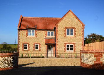 Thumbnail 4 bedroom detached house for sale in Holt Road, Cley, Norfolk