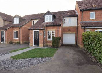 Thumbnail 3 bed terraced house for sale in Parrish Close, Marston Moretaine, Bedford