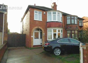 Thumbnail 3 bed semi-detached house for sale in Ardeen Road, Intake, Doncaster.