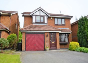 Thumbnail 4 bedroom detached house for sale in 30 Tytherington Drive, Manchester