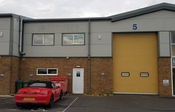 Warehouse for sale in Holes Bay Park, Sterte Avenue West, Poole BH15