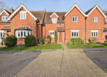 Thumbnail 3 bed mews house for sale in Vicarage Court, Shinfield, Reading